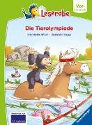 Cover-Bild zu Wich, Henriette: Die Tierolympiade - Leserabe ab Vorschule - Erstlesebuch für Kinder ab 5 Jahren (eBook)