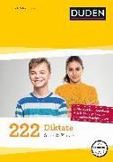 Cover-Bild zu Bley, Maria: 222 Diktate - 5. bis 8. Klasse