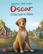 Cover-Bild zu Oscar - Ein Hund findet ein Zuhause von Moser, Annette