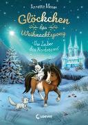 Cover-Bild zu Glöckchen, das Weihnachtspony (Band 2) - Der Zauber des Nordsterns von Moser, Annette