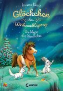 Cover-Bild zu Glöckchen, das Weihnachtspony (Band 3) - Die Magie des Nordlichts von Moser, Annette