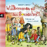 Cover-Bild zu Willkommen auf dem Sonnenhof (Audio Download) von Moser, Annette