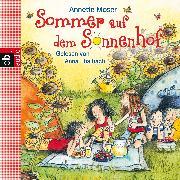 Cover-Bild zu Sommer auf dem Sonnenhof (Audio Download) von Moser, Annette