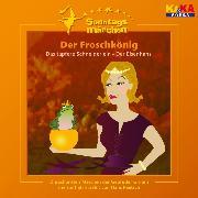Cover-Bild zu Grimm, Wilhelm Carl: Der Froschkönig / Das tapfere Schneiderlein / Der Eisenhans (KI.KA Sonntagsmärchen) (Audio Download)