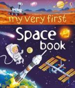 Cover-Bild zu Bone, Emily: My Very First Space Book