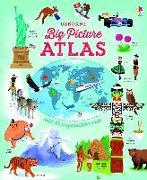 Cover-Bild zu Bone, Emily: Big Picture Atlas