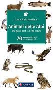 Animali delle Alpi von Jaitner, Christine