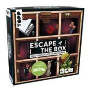 Cover-Bild zu Escape The Box - Das verfluchte Herrenhaus von Frenzel, Sebastian