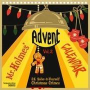 Cover-Bild zu Mr Holmes' Advent Calendar. Vol.2 von Krömer, Philip