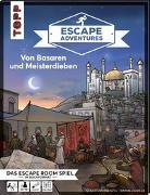Cover-Bild zu Escape Adventures - Von Basaren und Meisterdieben von Zimpfer, Simon