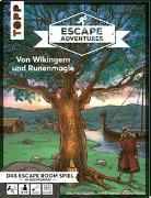 Cover-Bild zu Escape Adventures - Von Wikingern und Runenmagie von Zimpfer, Simon