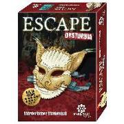 Cover-Bild zu ESCAPE Dysturbia: Mörderischer Maskenball von Ernst, Joseph Felix