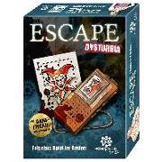 Cover-Bild zu ESCAPE Dysturbia: Falsches Spiel im Casino von Ernst, Joseph Felix