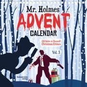 Cover-Bild zu Mr Holmes' Advent Calendar. Vol. 3 von Krömer, Philip