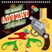 Cover-Bild zu Mr Holmes' Advent Calendar von Krömer, Philip