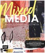 Mixed Media malen, zeichnen und gestalten von Kalien, Eva