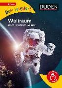 Cover-Bild zu Neudert, Cee: Dein Lesestart - Weltraum