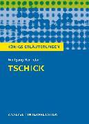 Cover-Bild zu Tschick von Wolfgang Herrndorf. Königs Erläuterungen (eBook) von Herrndorf, Wolfgang