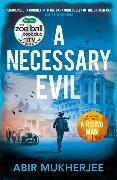 Cover-Bild zu A Necessary Evil von Mukherjee, Abir