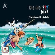 Cover-Bild zu Die drei ??? Kids 73: Surfstrand in Gefahr