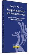 Cover-Bild zu Kaufpreisanpassungs- und Earnout-Klauseln bei M&A-Transaktionen von Drygala, Tim (Hrsg.)