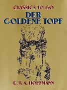 Cover-Bild zu Der goldne Topf (eBook) von Hoffmann, E. T. A.