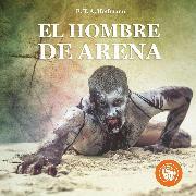 Cover-Bild zu El hombre de Arena (Audio Download) von Hoffmann, E. T. A.