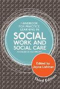 Cover-Bild zu Lishman, Joyce (Hrsg.): Handbook for Practice Learning in Social Work and Social Care, Third Edition (eBook)