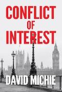 Cover-Bild zu Conflict of Interest (eBook) von Michie, David