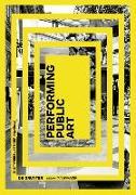 Cover-Bild zu Bast, Gerald (Hrsg.): Performing Public Art