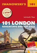 101 London - Reiseführer von Iwanowski von Nielitz-Hart, Lilly