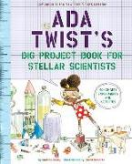 Cover-Bild zu Beaty, Andrea: Ada Twist's Big Project Book for Stellar Scientists