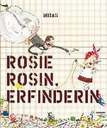 Cover-Bild zu Beaty, Andrea: Rosie Rosin, Erfinderin