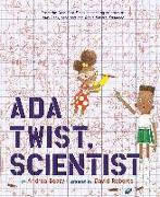 Cover-Bild zu Beaty, Andrea: Ada Twist, Scientist (eBook)