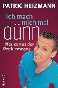 Cover-Bild zu Ich mach mich mal dünn (eBook) von Heizmann, Patric
