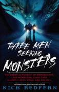 Cover-Bild zu Three Men Seeking Monsters (eBook) von Redfern, Nick