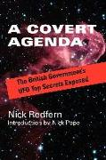 Cover-Bild zu Covert Agenda (eBook) von Redfern, Nick
