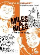 Cover-Bild zu John, Jory: Miles & Niles - Einer geht noch