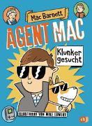 Cover-Bild zu Barnett, Mac: Agent Mac - Klunker gesucht