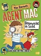 Cover-Bild zu Barnett, Mac: Agent Mac - Bösewicht in Sicht