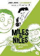 Cover-Bild zu John, Jory: Miles & Niles - Jetzt wird's wild (eBook)