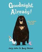 Cover-Bild zu John, Jory: Goodnight Already! (eBook)