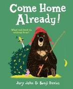 Cover-Bild zu John, Jory: Come Home Already! (eBook)