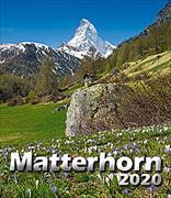 Cover-Bild zu Cal. Matterhorn Ft. 21x24 2020
