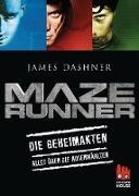 Cover-Bild zu Dashner, James: Maze Runner - Die Auserwählten. Die Geheimakten (eBook)