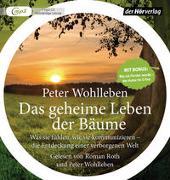 Das geheime Leben der Bäume von Wohlleben, Peter