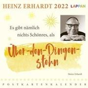 Cover-Bild zu Erhardt, Heinz: Heinz Erhardt Postkartenkalender 2022