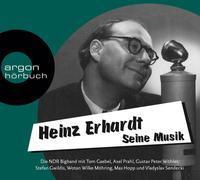 Cover-Bild zu Erhardt, Heinz (Gespielt): Heinz Erhardt - Seine Musik