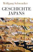 Geschichte Japans von Schwentker, Wolfgang
