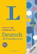 Cover-Bild zu Langenscheidt Grundwortschatz Deutsch als Fremdsprache (eBook) von Langenscheidt-Redaktion (Hrsg.)
